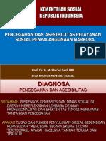 Puspensos Pencegahan Narkoba Dan Assesabilitas