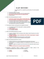 Answer Key_iiap_mock Exam 2