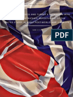 The Role of Greece and Turkey's Accession into NATO in the Strategic Reposturing of the United States in Early Post-World War II Europe