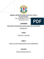 Laporan Program PKJR