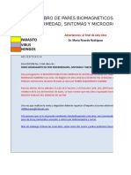 Libro de Pares Biomagneticos 5ta Edición 15va. Actualizacion
