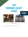 HF Dairy Entrepreneurship Development Scheme
