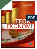 Buku Teori Ekonomi PDF