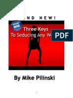 The 3 Keys of Seduction