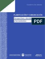 Planificacion y Comunicacion. Bruno y Otros