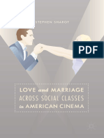 Love and Marriage Across Social Classes in American Cinema