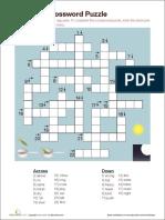 Antonym Crossword