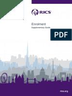 APC Enrolment Supplementary Guide - South Asia Aug 2015