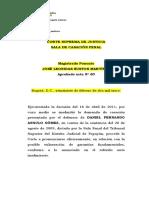 33254 (27!02!13) - Inaplicación Aumento de Penas Ley 890 de 2004