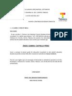 Constancia Buena Conducta 3o.16-17