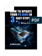 How to Update Your PC BIOS in 3 Easy Steps - Wim B
