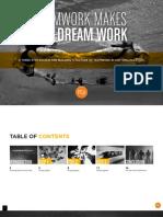 Teamwork Makes the Dream Work by PGi