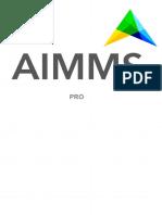 Aimms Pro 2.16.3.155 PDF