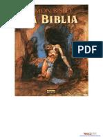 la biblia - simon bisley