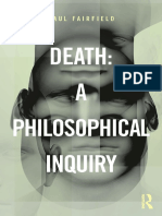 Death - A Philosophical Inquiry