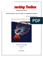 The Coaching Toolbox - 130 Practice Ideas