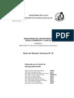 MINSA - Bioseguridad en laboratorios de ensayos, medicos y clinicos - 2005 - 108 pag.pdf