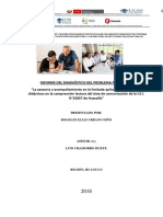 Informe Del Diagnostico Del Problema Urbano Niño_MAYO