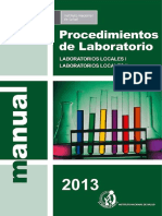 MINSA - Procedimientos de laboratorio - 2013 - 557 pag.pdf