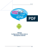 Manual VOZip Android
