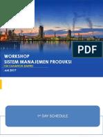 Slide Pembukaan Workshop SIMPRO