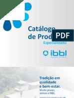 Catálogo Especializado com preços
