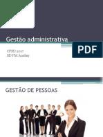 Gestão Administrativa - Aula 02