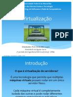 Virtualização - Apresentação