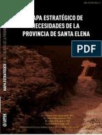Mapa Estratégico de Necesidades de la Provincia de Santa Elena