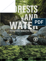 FAO_2013 Forests and Water