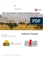 Accounting Software for Brickkiln