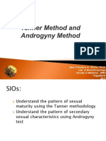 Tanner Method and Androgyny.ppt