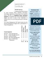 Project Management CSC