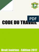 Le Code Du Travail Ivoirien 13-05-17