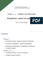 Curs 1 - TS