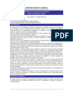 Eficiencia de Conectores Para Estructuras Mixtas de Hormigón - Madera