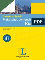 Langenscheidt - Praktisches Lehrbuch Russisch