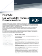 Rapid7 Insightvm Product Brief