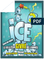 Regles Ice3 Impression