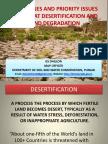 Desertification GS Dhillon