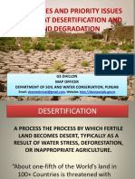 Desertification GS Dhillon