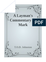 Mark Bible Commentary