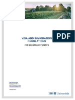 VISA and Immigration GUIDE _exchange Students