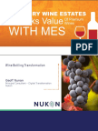 Rockwell Autoamtion TechED 2017 - AP21 - Uncork the Value of Premium Wines With MES