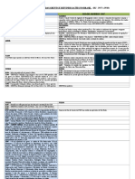 Cronologia Das Greves e Reivindicações No Brasil - 1917-1918 - Comparação SP e RJ