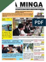 La Minga Informativo Julio 2017