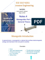 Microondas - Waveguides Part 1 General Theory