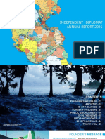 Independent Diplomat 2016 Annual Report