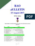 Bulletin 170815 (HTML Edition)