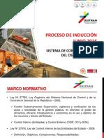 Induccion Del Sistema de Control Interno de OSITRAN